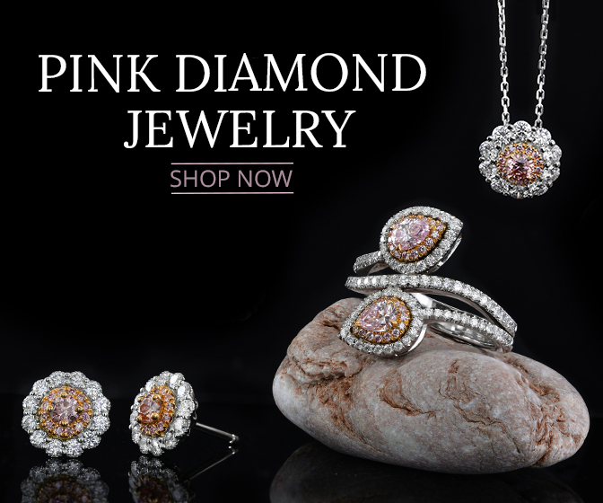 Pink Diamond Jewelry from Leibish